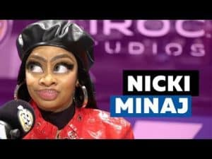 Nicki Minaj gets HEATED on Live Radio