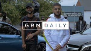 Smasha & Sparkaman – Afraid [Music Video] | GRM Daily
