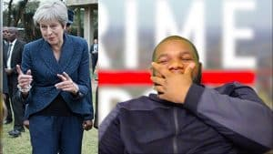 Fatch Responds To Theresa May Dancing In Africa @FatchOfficial