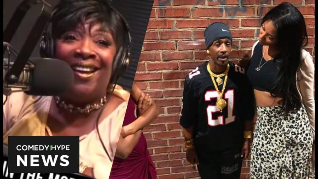 Gun Pulled On Katt Williams By Husband Of Radio Host For Roast