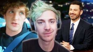 Ninja Roasted on Live TV? Logan Paul Not Allowed in UFC!