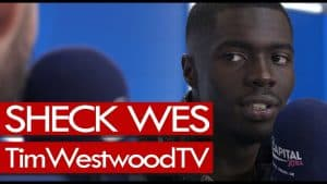 Sheck Wes on Mo Bamba, Travis Scott, bein in Africa, makin hits