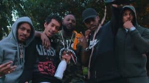 Skeamer x Tappy Moodz – Party on the block (Trailer ) | @PacmanTV
