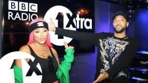 Stefflon Don – In Depth with DJ Target on BBC Radio 1Xtra