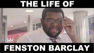 The Life Of Fenston Barclay – Episode 1 : Fenston Goes To Work | Grime Report Tv