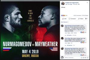 Khabib IS Going To Box Floyd Mayweather #NotClickBait