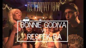 BONNIE GODIVA VS RESPEK BA | Don't Flop Rap Battle