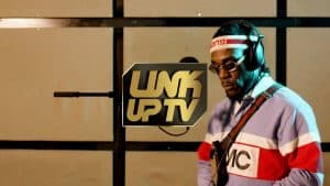 Burna Boy – Behind Barz | Link Up TV