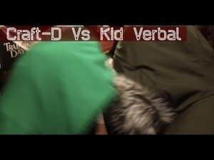 CRAFT-D VS KID VERBAL | Training Days Lost Files