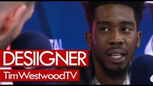 Desiigner on new Lil Pump track, Kanye & Trump, ban from airline, London show
