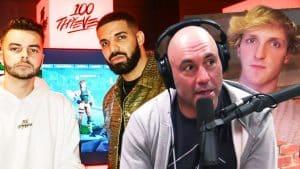 Drake Joins a Gaming Team! Joe Rogan DEFENDS Logan Paul