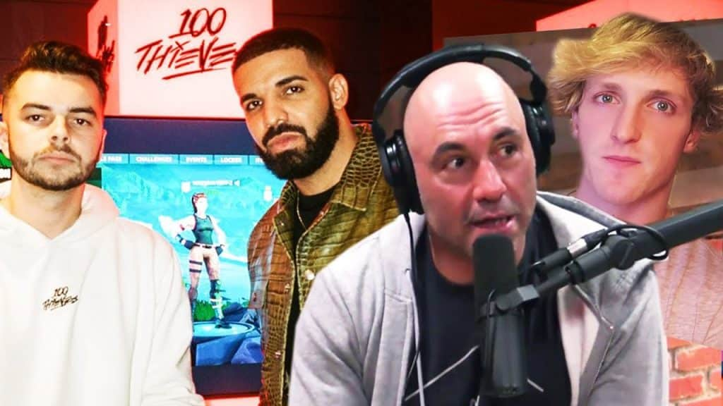 Drake Joins a Gaming Team! Joe Rogan DEFENDS Logan Paul