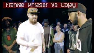 FRANKIE PHRASER VS COJAY | Don't Flop Rap Battle