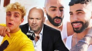Jake Paul Wants in the UFC… FouseyTube EXPOSED Again!