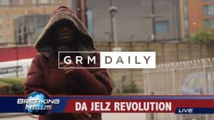 Jele Jelz – No News (Prod. By Chef Pasquale) [Music Video] | GRM Daily