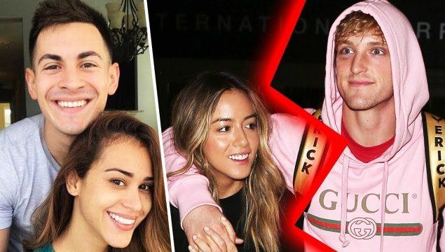 Logan Paul & Chloe Bennet BREAK UP! Fortnite YouTuber Sued, FaZe Censor & Yanet Garcia