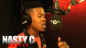Nasty C – Fire In The Booth