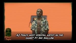 #NextTopic ft Sho Shallow AJ Tracey most versatile artist? | @MixtapeMadness