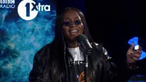 RAY BLK – 'Blinded By Your Grace' (Stormzy Cover) 1Xtra Live Lounge