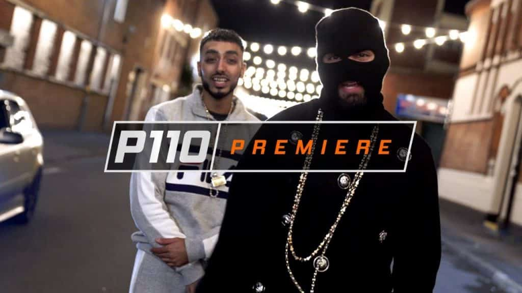 Riz 1ne x Pee Man – Brum Town [Music Video] | P110