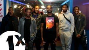 Vision Crew Set for Sir Spyro on 1Xtra