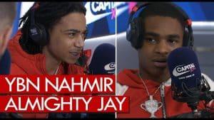 YBN Nahmir & Almighty Jay on Blac Chyna, players life, London show, mixtape – Westwood