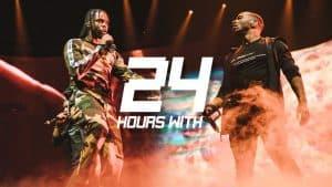 24 Hours With Krept & Konan | Link Up TV