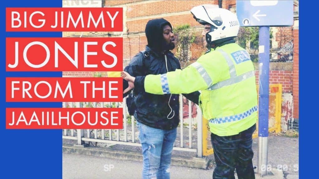 Big Jimmy Jones : A Day In The Life Of A Hustler [@PrinceOfZumundi]