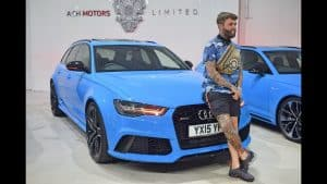 I JUST BOUGHT A RS6 AVANT! EXCLUSIVE COLOR!
