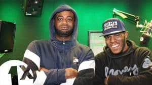 K9 – Sounds of The Verse With Sir Spyro on BBC Radio 1Xtra