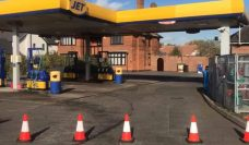 Man held hostage by petrol station worker because he went 3p over