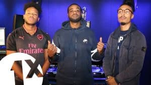 Reece West and Gen Set With Sir Spyro on BBC Radio 1Xtra