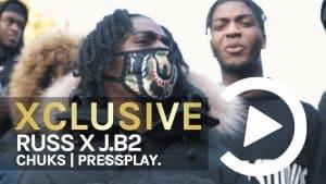 Russ Ft. J.B2 X Chuks – Link Up [London X Dublin] (Music Video) | Pressplay