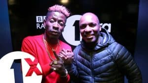 SHATTA WALE PERFORMS 'GRINGO' FOR THE #AFRO