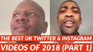 Best UK Twitter & Instagram Videos Of 2018  (Part 1)