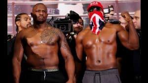 Big Jimmy Jones : Will Derick Chisora Beat Dillian Whyte?