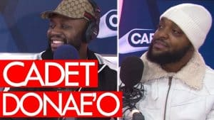 Cadet & Donae'O on Advice, Krept, labels, fashion – Westwood