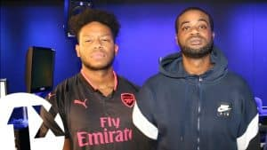 Gen – Sounds of The Verse With Sir Spyro on BBC Radio 1Xtra