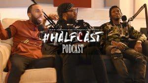 Krept Discusses Crepes & Cones Restaurant || Halfcast Podcast