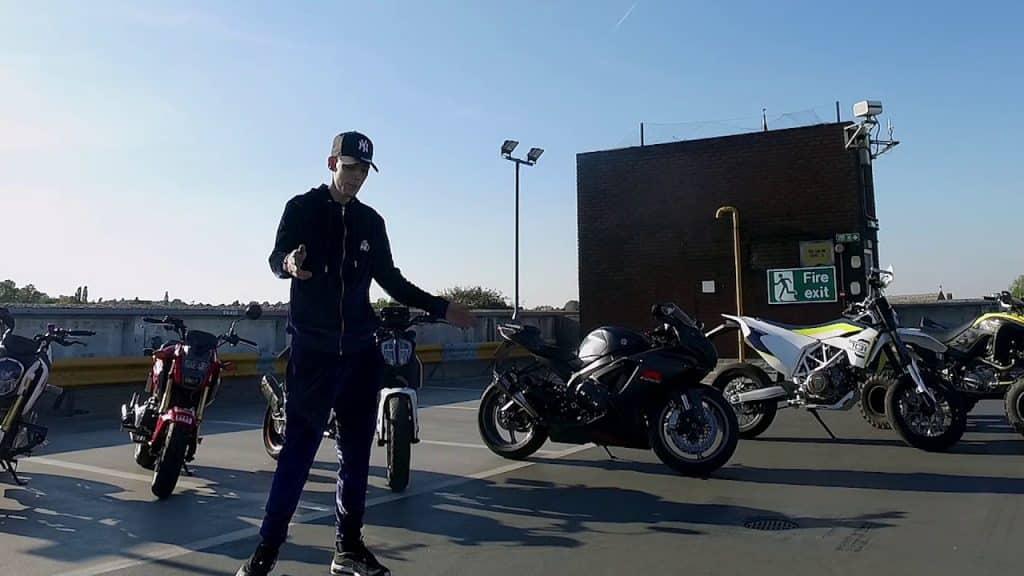 Smokey Vee – Super Bike (Music Video)   @MixtapeMadness