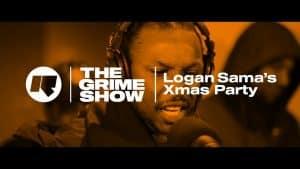 The Grime Show: Logan Sama's Xmas Party with JME, Scumfam, Syer B, K9, Manga, Discarda &  MANY MORE