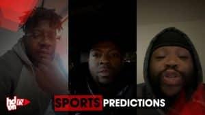 THE SPORTS PREDICTIONS EP. 1 FT RAPMAN, WAVY BOY SMITH, SHO SHALLOW + MORE (vertical video)   HDVSN