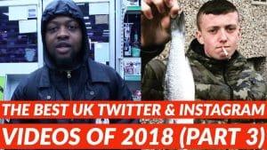 Best UK Twitter & Instagram Videos Of 2018  (Part 3)