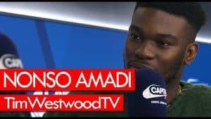 Nonso Amadi on Tonight, Lagos, Afrobeats scene, new music – Westwood