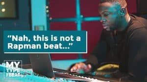 Rapman Reacts To His 'Type Of Beats' – Ep.4 | Link Up TV