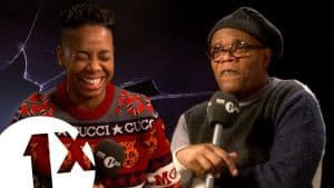 Samuel L. Jackson's Sweariest Interview Ever?! #trashbag   CONTAINS VERY STRONG LANGUAGE