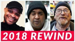 2018 Rewind w/ Angry ShopKeeper, Pete & Regular Reese