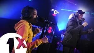 AJ Tracey ft Becca Folke – Without Me (Halsey cover) – 1Xtra Live Lounge