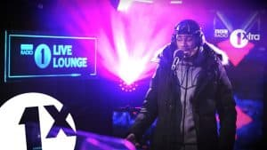 AJ Tracey – Psych Out! in the 1Xtra Live Lounge