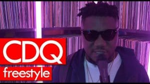 CDQ freestyle – Westwood Crib Session